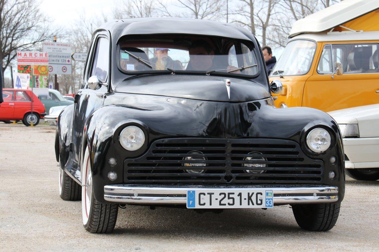 Peugeot 203 a 1953 Stéphane D
