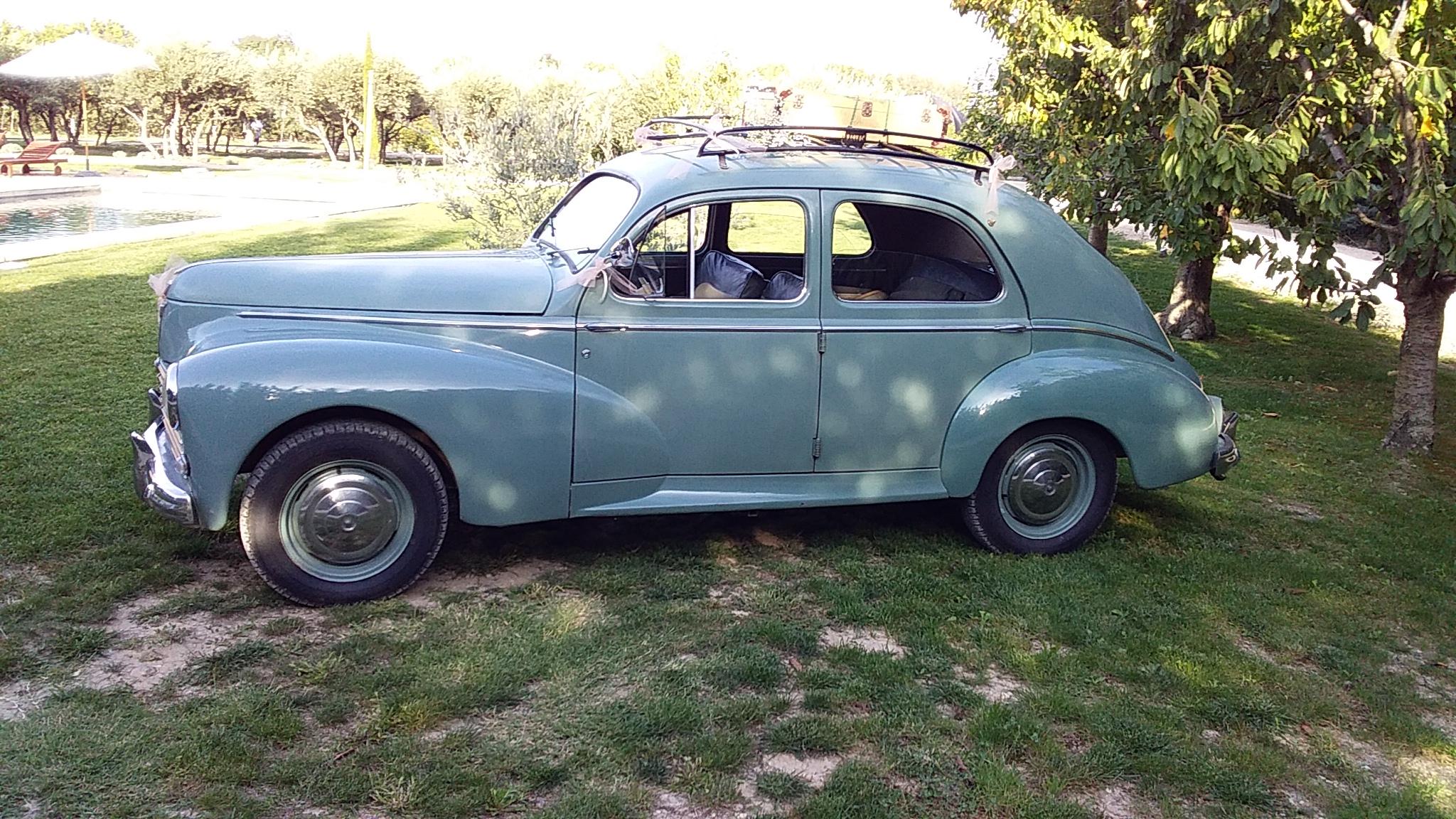 Peugeot 203 C-1958-Claude B