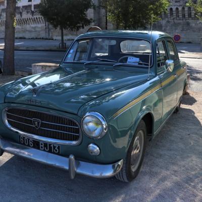 Peugeot 403 1959 Eric N