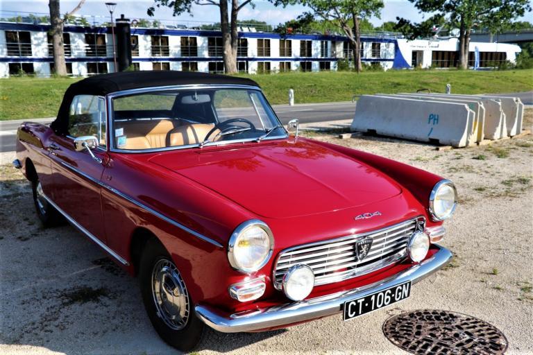 Peugeot 404 cab 1963 Franck B