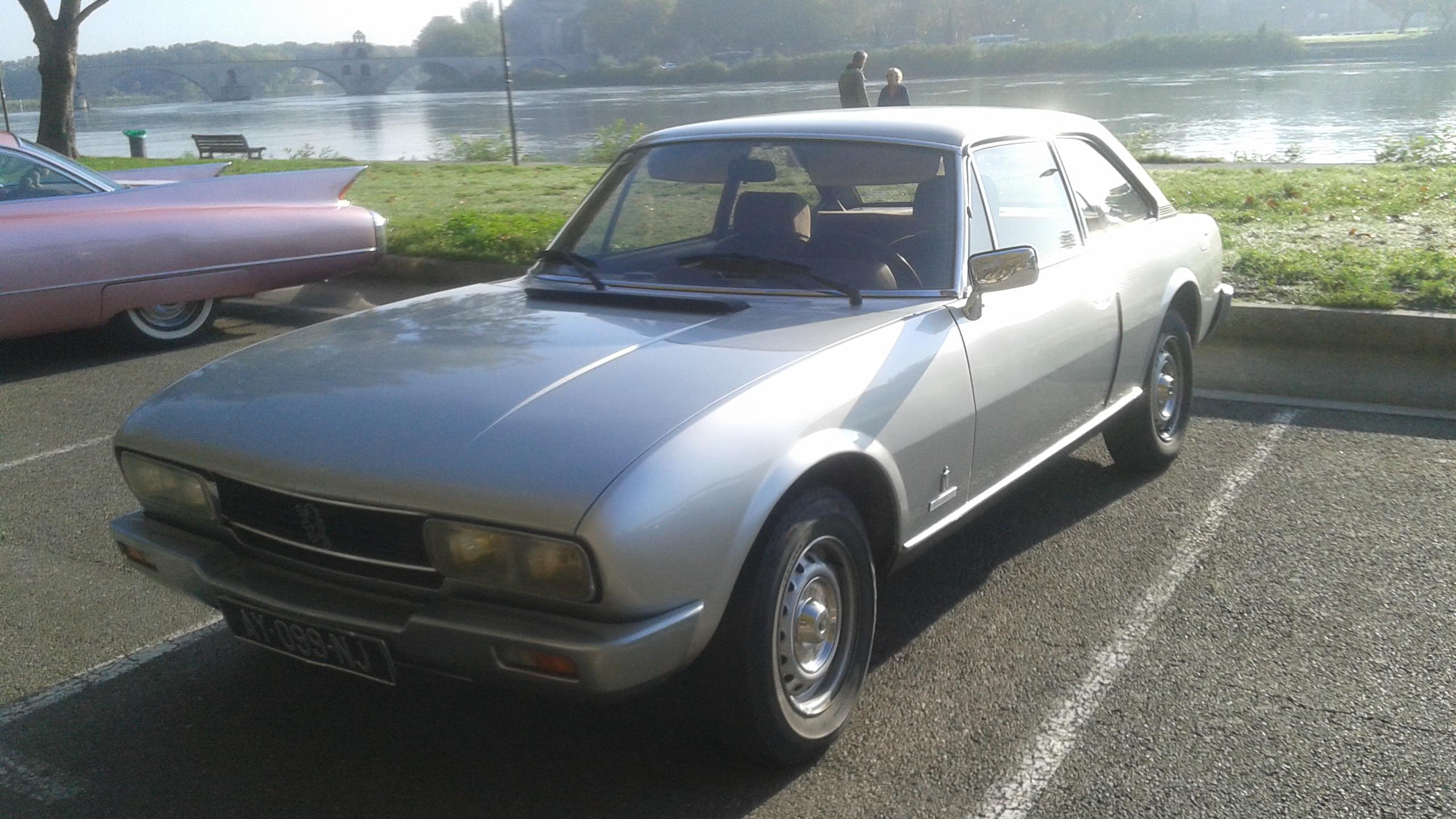 Peugeot 504 Coupé 1980 Marc R