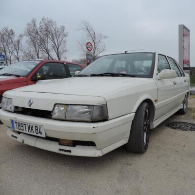 Renault R21 Turbo 1988 Pierre B