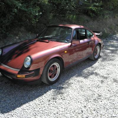 Porsche 911 SC 1982 Frédéric G