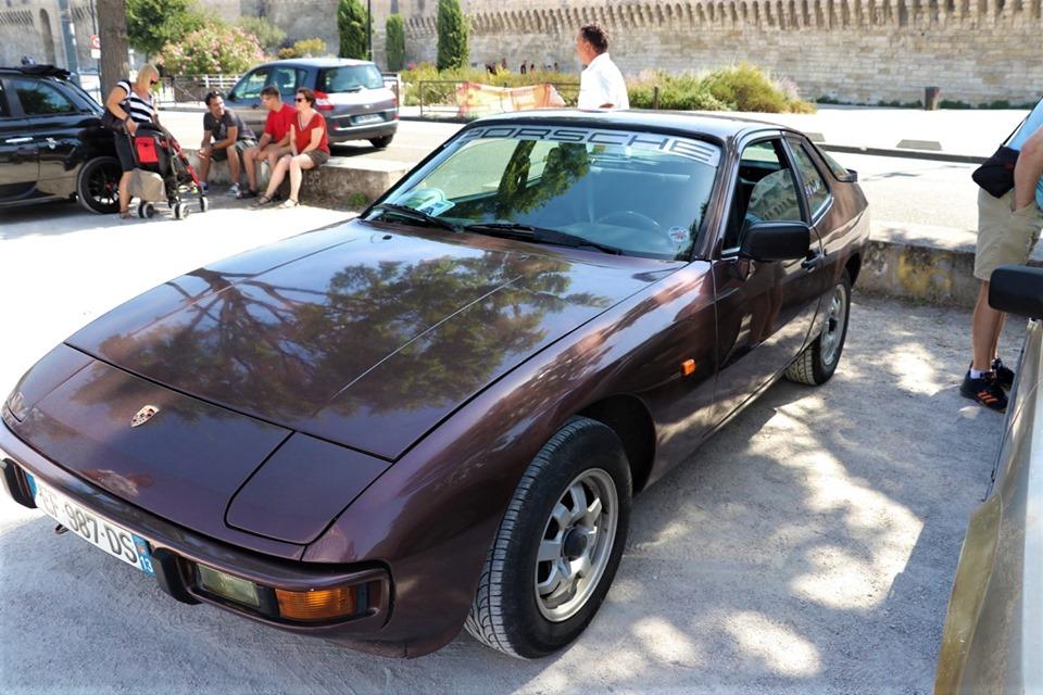Porsche 924 1985 Joel G