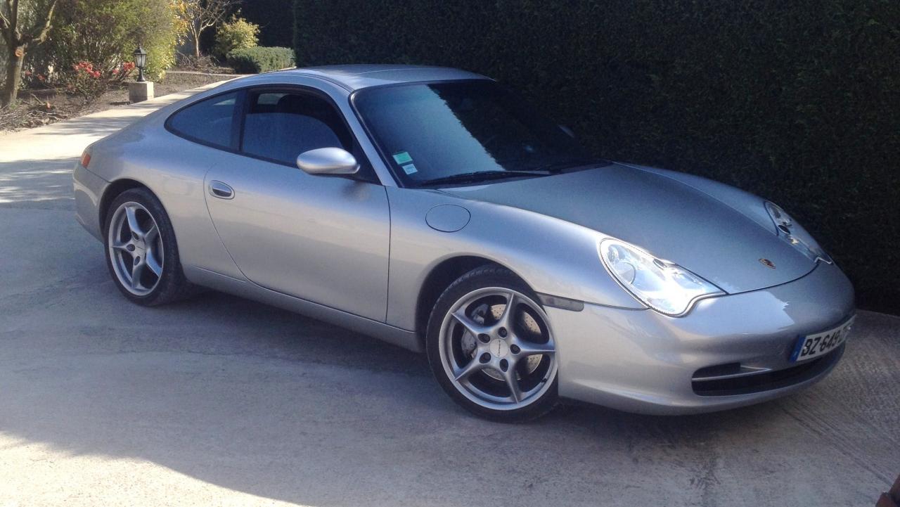 Porsche 996 Carrera 4 Jean Claude M