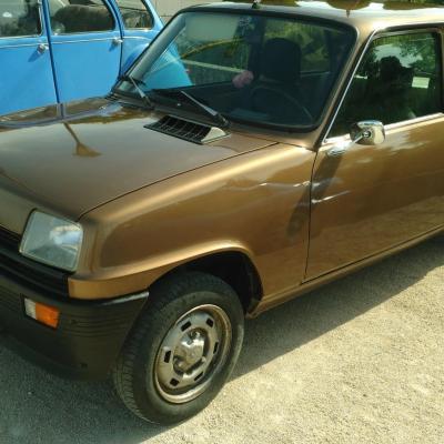 Renault 5 TX