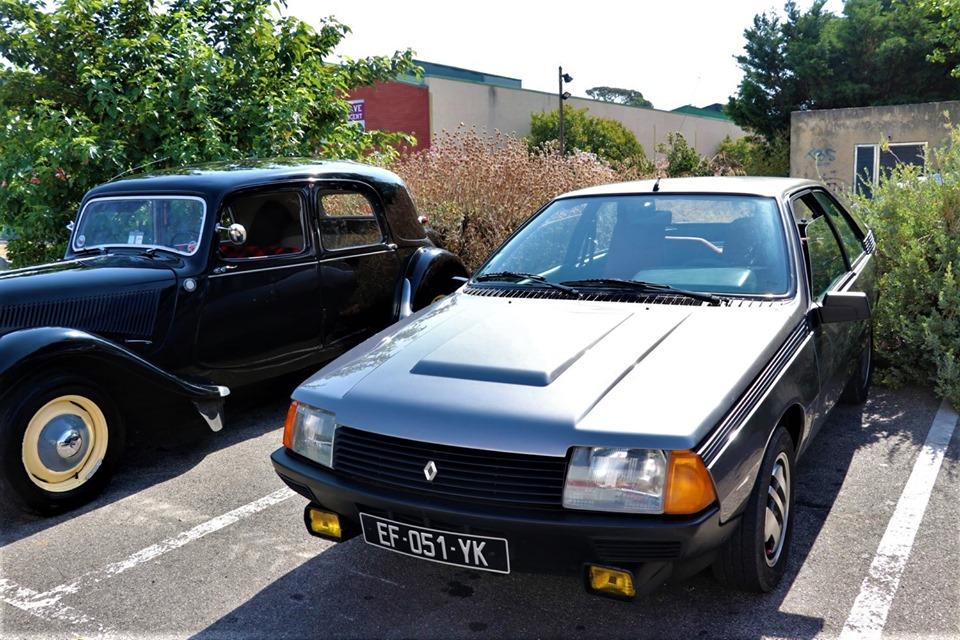 Renault Fuego Patrick B