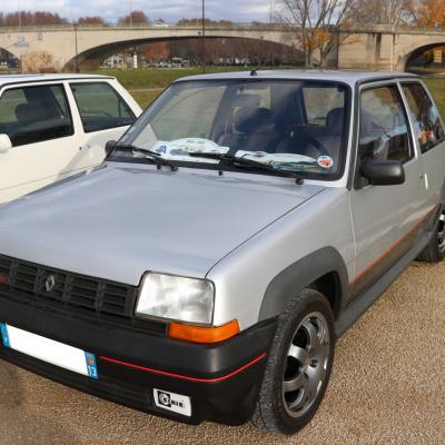Renault 5 GT Turbo-Thierry T