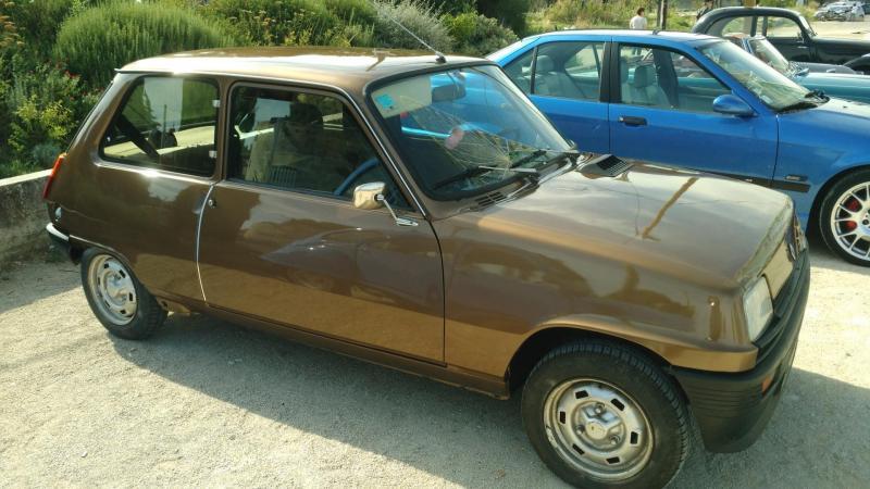 Renault 5 TX 1978 David D
