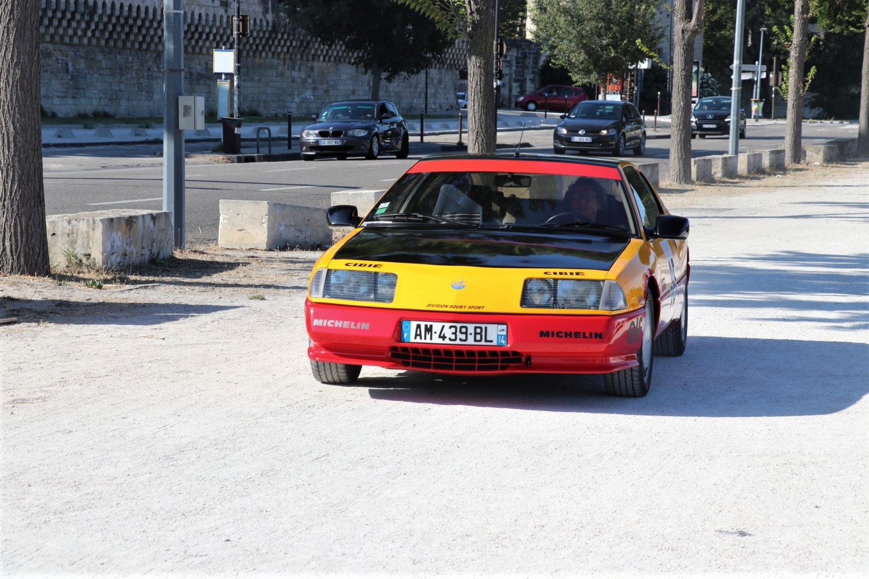 Renault Alpine GTA 1985- André R