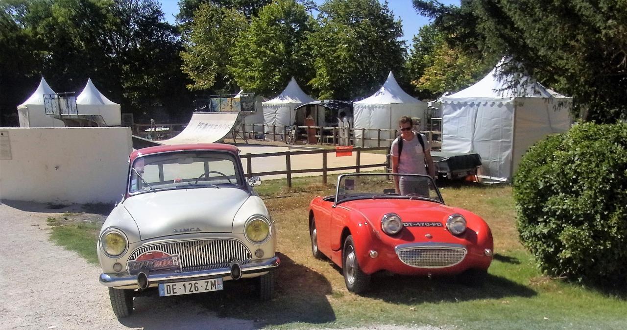 12 août: Antiqu'autos Isle sur la Sorgue