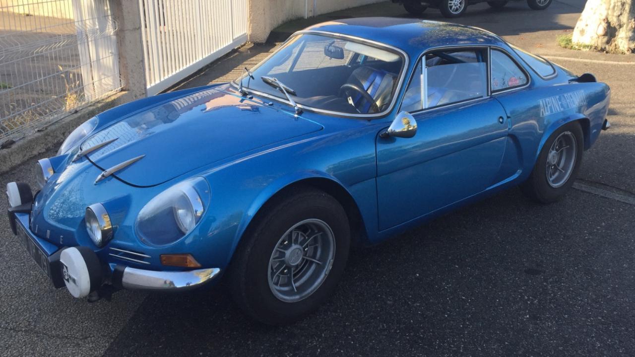 Alpine A110 1976 Roland S