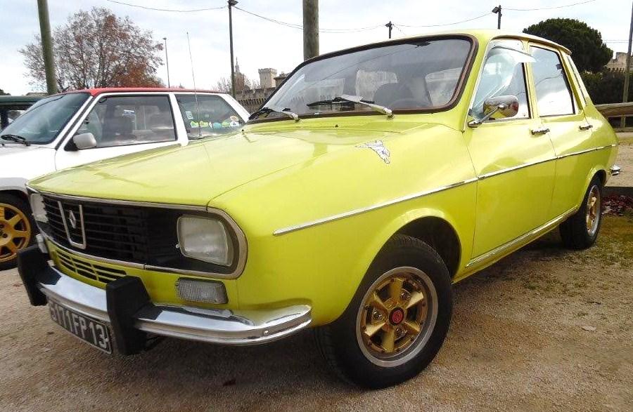Renault R12 TS 1974 Roland R