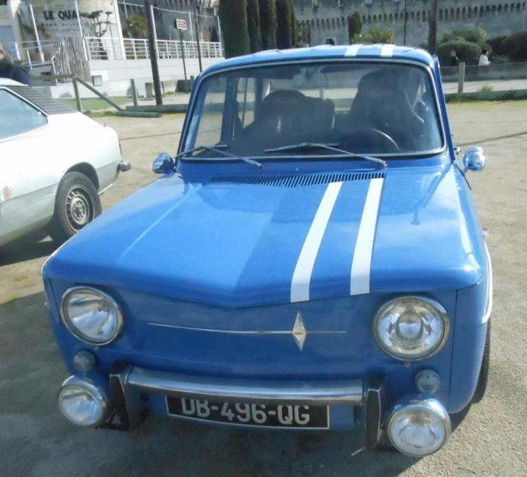 Renault 8 Gordini 1967 Romuald L