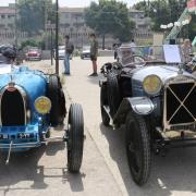 Bugatti 37 1927 - Salmson A.L. 1921