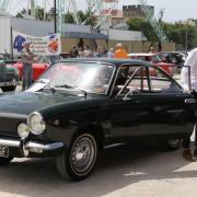 Fiat 850 coupé sport