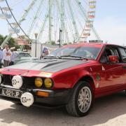 Alfa Romeo GTV4
