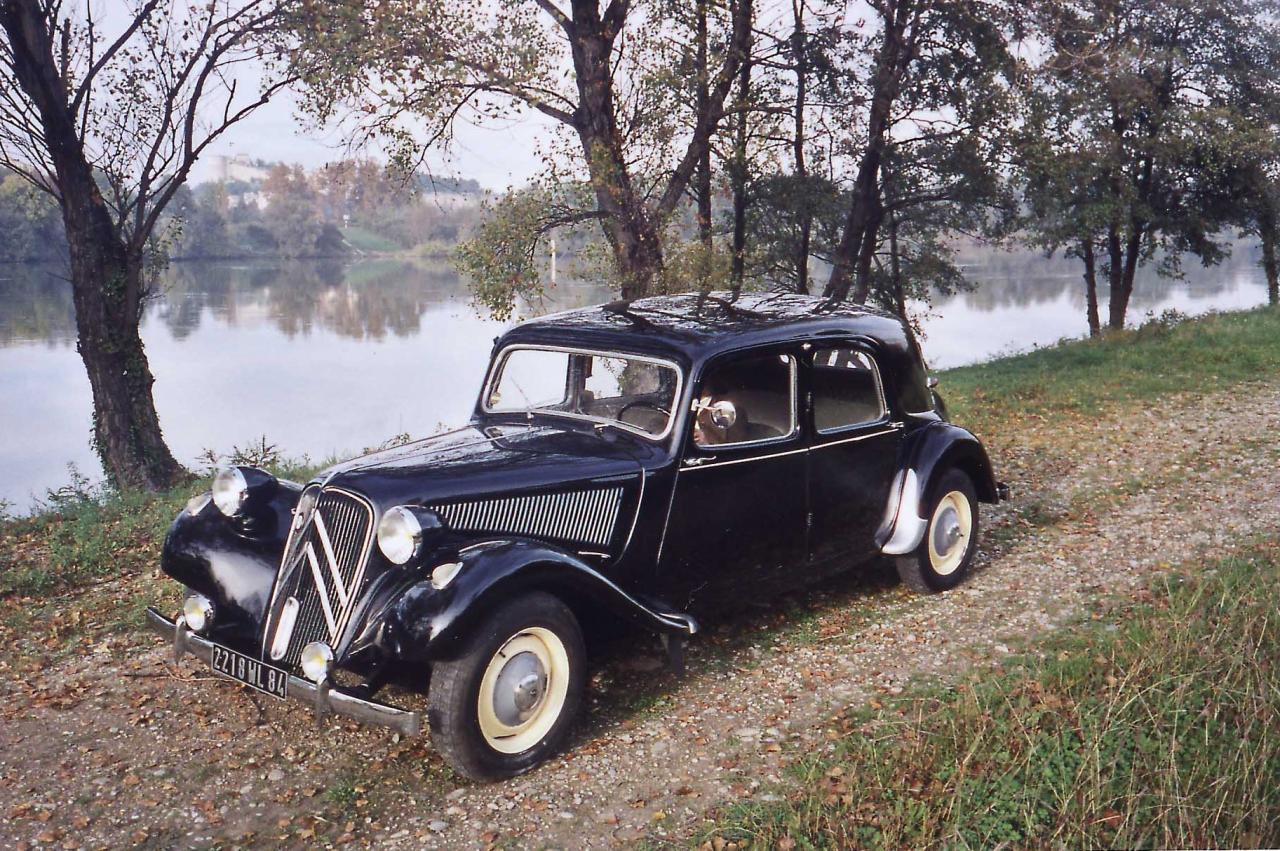 Citroën Traction 11 B 1952 Richard F