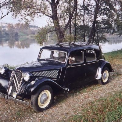 Citroën Traction 11 B 1952 Richard F