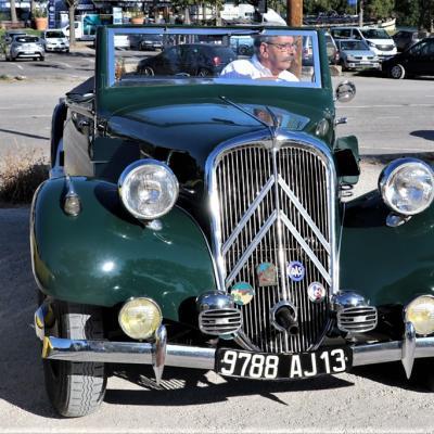 Traction 11 cab 1938 Jean Pierre L
