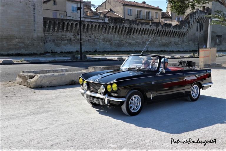 Triumph  Vitesse 1963  Denis R