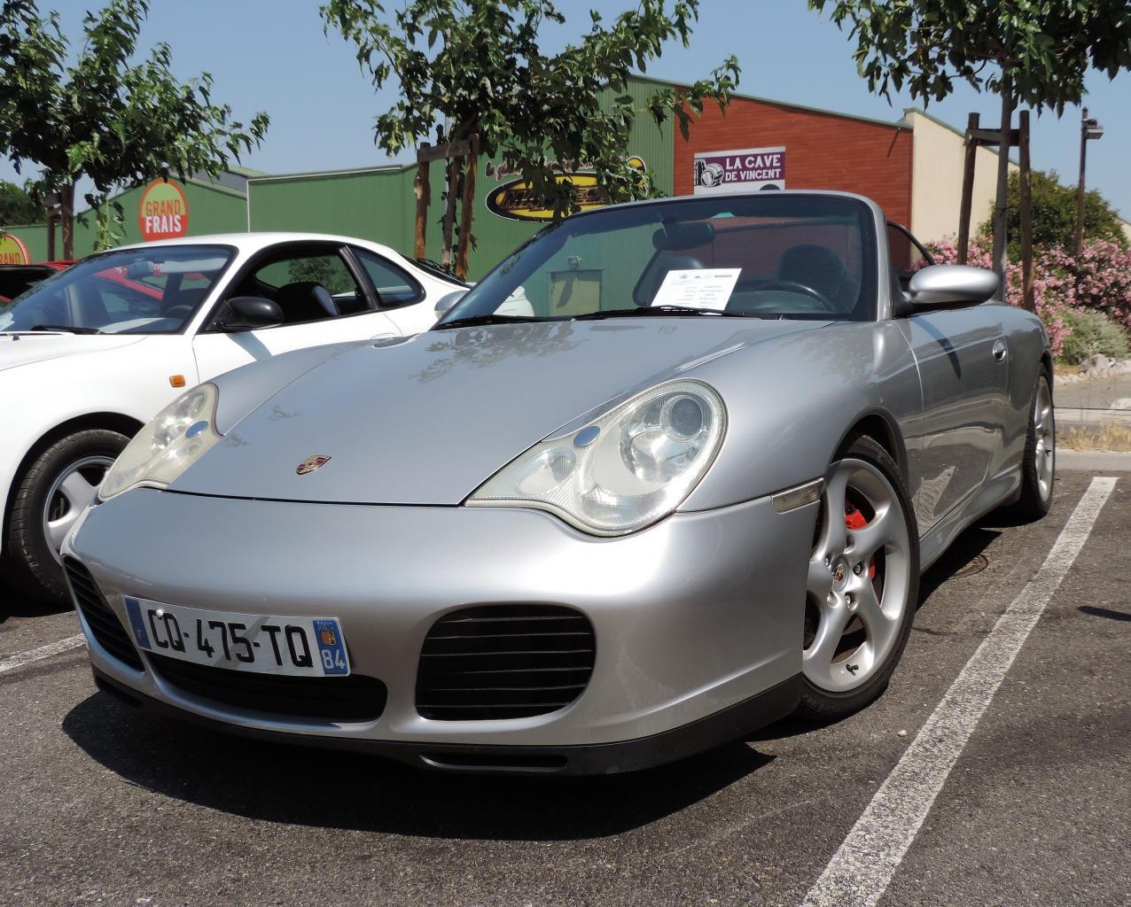 Porsche 996 Carrera 4S Cabriolet Yves T