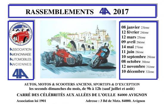 Affiche rassemblement 2017