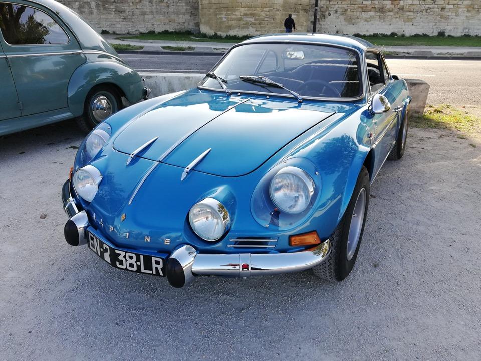 Alpine a110 1600s 1972 jean pierre d