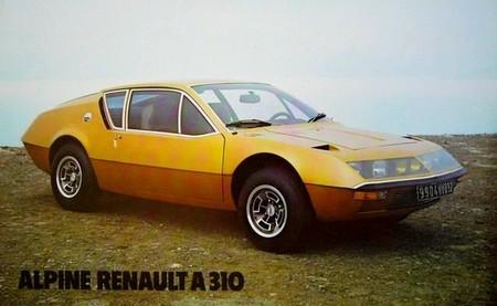 Alpine a310 4cyl 3