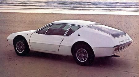 Alpine a310 4cyl 5