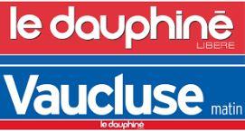 Logo vaucluse matin