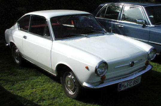 Mhv fiat 850 coupe 1st series 01