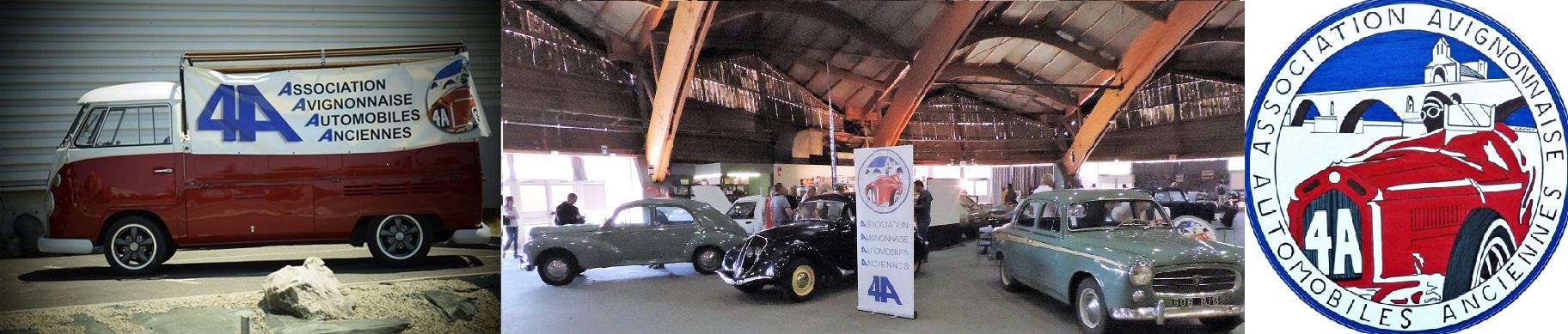 4A - Association Avignonnaise Automobiles Anciennes