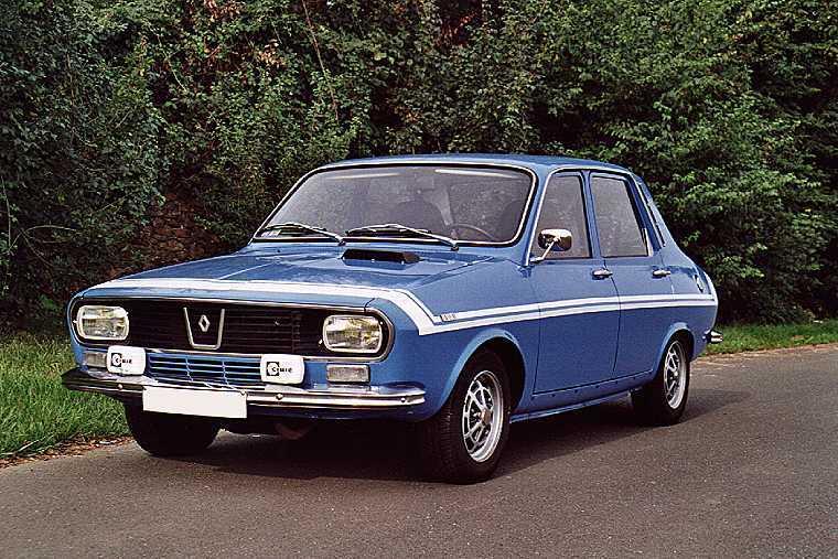 Renault 12 gordini 19731