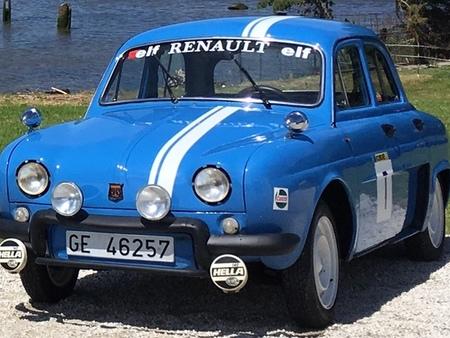 Renault dauphine renault ondine dauphine gordini azul 6193544566